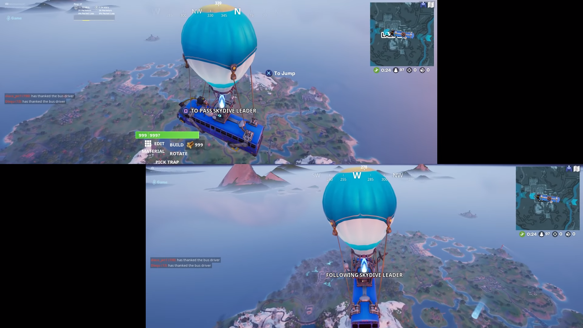 'Fortnite' Split-Screen Guide: How to Use on PS4 & Xbox ...