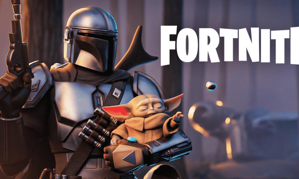 Fortnite Flickering Intel Fortnite Baby Yoda Back Bling Being Called Pay To Lose Charlieintel Com Mokokil